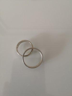 Silber Ringe