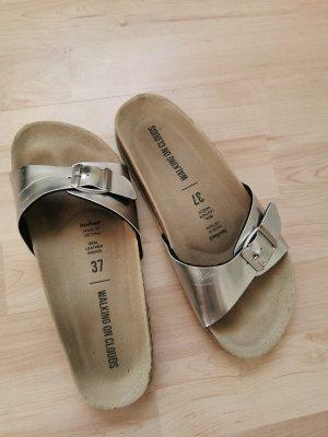 Pantofola argento