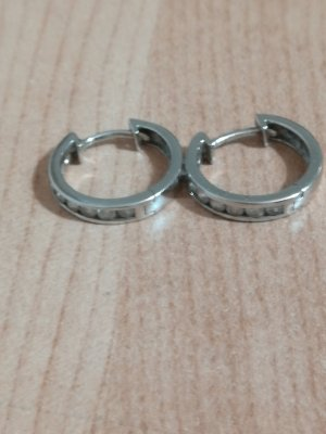 Tchibo / TCM Orecchino a cerchio argento