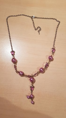 Necklace violet