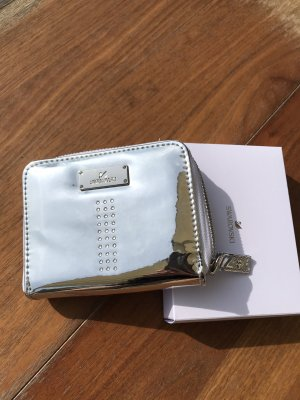 Silberfarbene superschöne Geldbörse von Swarovski * Neu mit Originalverpackung * Super auch als Geschenk