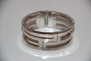 Mouwband zilver