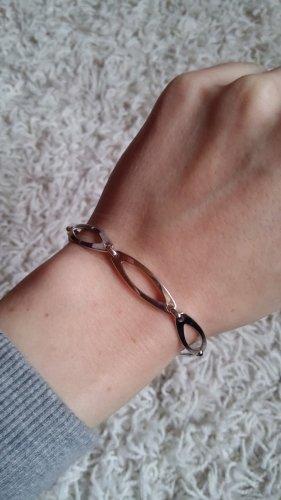 Silberfarbenes Armband, kaum getragen