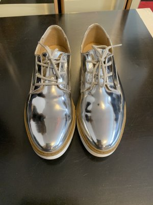 Silberglanz Schuhe