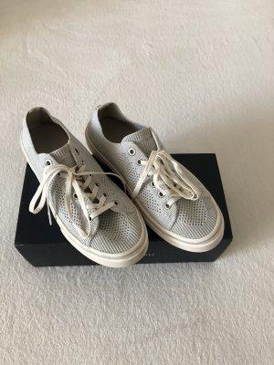 Silbergraue Tommy Hilfiger Sneaker