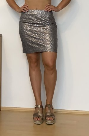 Ashley Brooke Mini-jupe multicolore