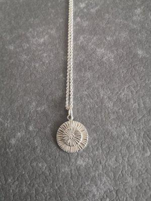 Handmade Silver Chain silver-colored
