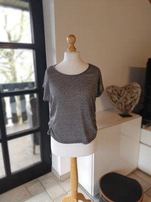 Colosseum Blouse Shirt silver-colored-grey