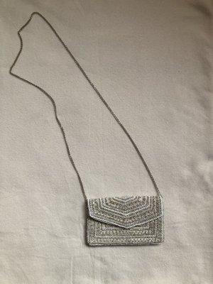 Accessorize Clutch zilver