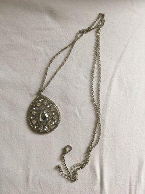 Medaillon zilver