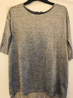Hennes Collection by H&M Pull long argenté