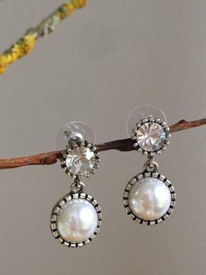 Pearl Earring multicolored