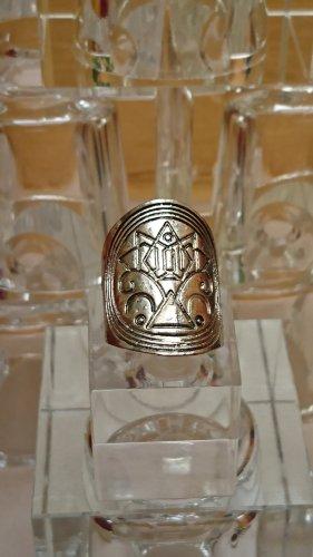 Silberne Ring 2.5 cm Gr.16