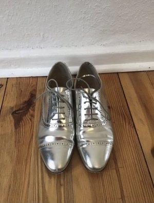 Cox Zapatos Budapest color plata
