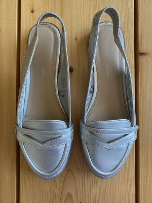Dune Pantofola argento