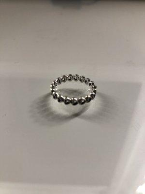 Silberner Ring