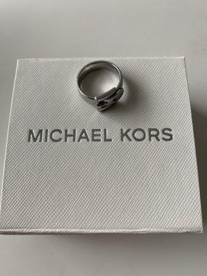 Michael Kors Anello d'argento argento