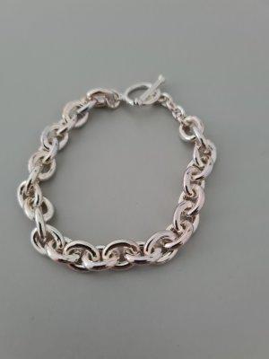 Vintage Bracelet en argent argenté