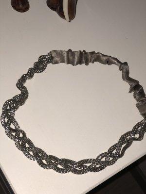 Hoofdsieraden grijs-zilver