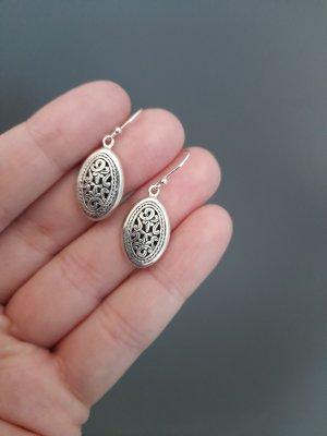 Silberohrringe aus Indien