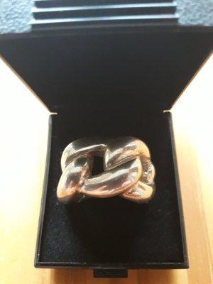 Apart Zilveren ring zilver