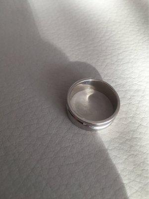 Silberring Silber Ring mit Zirkonia NEU und ungetragen