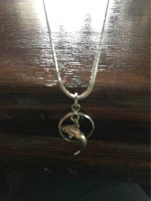 925er Silber Naszyjnik srebrny