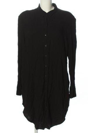 Silence + Noise Abito blusa camicia nero stile casual
