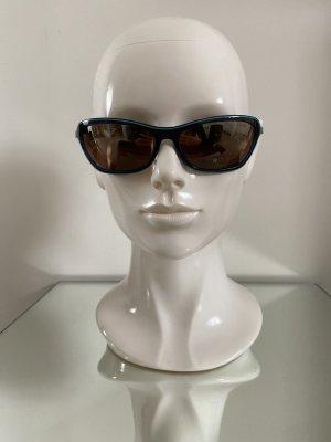 Silhouette Oval Sunglasses cadet blue