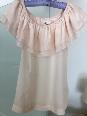Silk Top pink silk