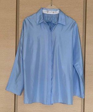 Nina ricci Blusa in seta azzurro