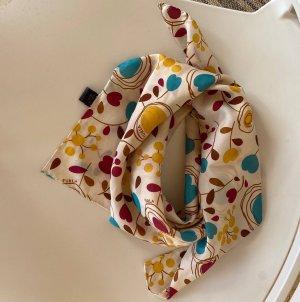 Furla Silk Scarf multicolored