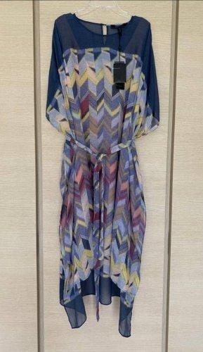 BCBG Maxazria Midi-jurk veelkleurig