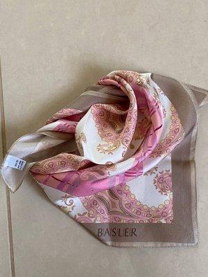 Basler Écharpe en soie multicolore