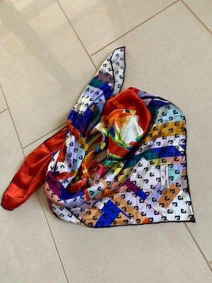 Pierre Cardin Bufanda de seda multicolor