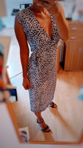 Comptoir des Cotonniers A Line Dress multicolored silk
