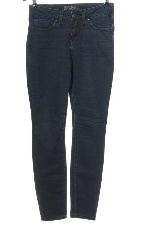 Silver Jeans High Waist Jeans blau Casual-Look