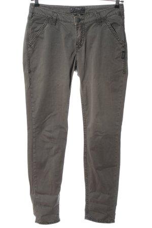 Silver Jeans Röhrenjeans hellgrau Casual-Look