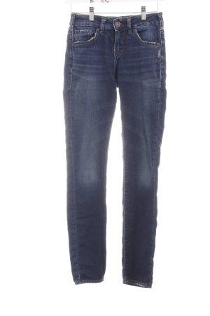 Silver Jeans Skinny Jeans blau Casual-Look
