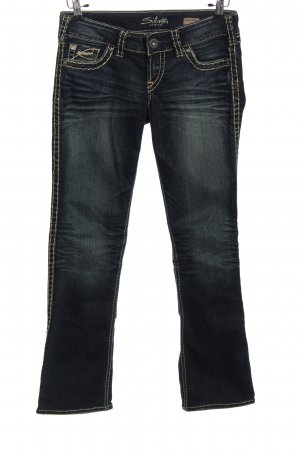Silver Jeans Straight-Leg Jeans