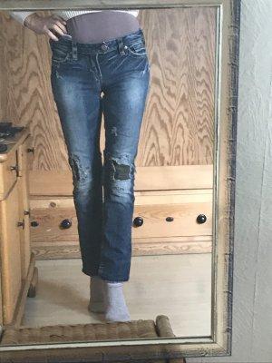 Silver Jeans Vaquero hipster multicolor