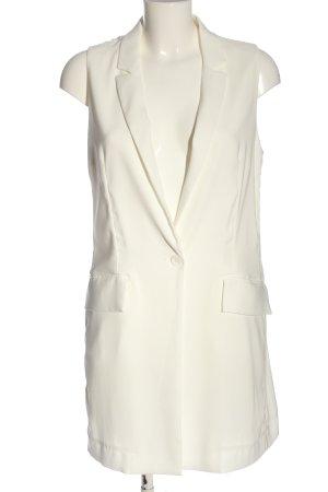 Silvian heach Giacca a blusa bianco stile casual