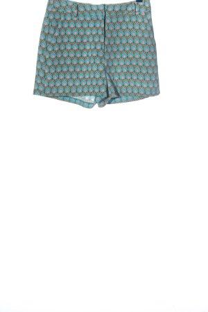 Silvian heach Hot pants motivo astratto stile casual