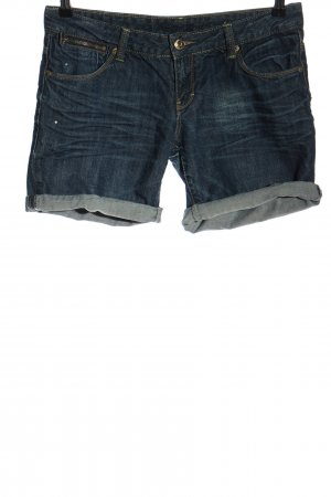Silvian heach Jeansshorts blau Casual-Look
