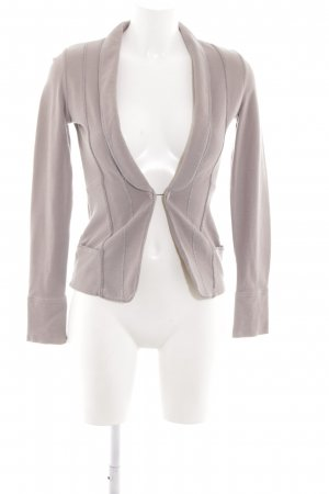 Silvian heach Jerseyblazer wollweiß Business-Look