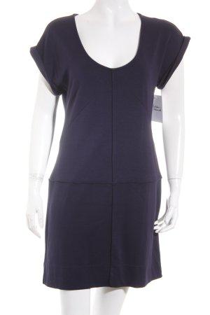 Silvian heach Shirtkleid dunkelblau Casual-Look