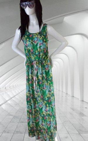 Silvian heach Robe longue multicolore polyester