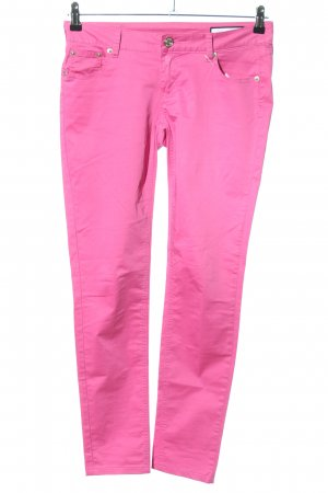 Silvian heach Jersey Pants pink casual look