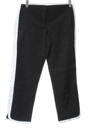 Silvian heach Jersey Pants black