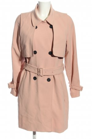 Silvian heach Trenchcoat pink Casual-Look